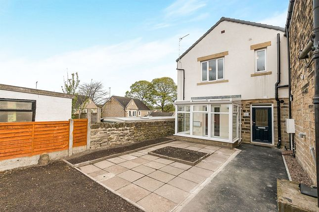 Thumbnail Detached house to rent in A Moorside, Cleckheaton, West Yorkshire