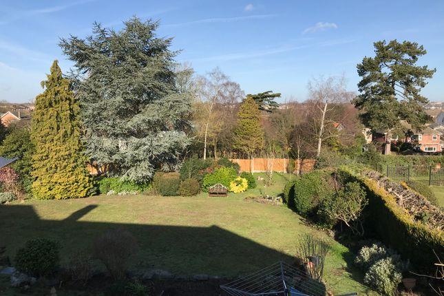 Garden of 13A Lexden Road, Colchester CO3