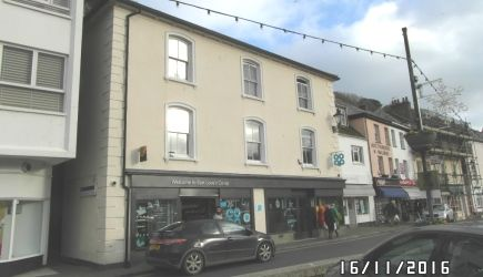Thumbnail Office to let in First Floor, 6 Fore Street, Looe, Cornwall