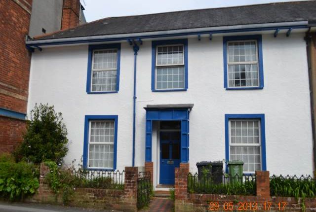 Thumbnail Property to rent in Church Street, Heavitree, Exeter