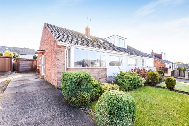 Thumbnail Bungalow for sale in Coppice Wood Crescent, Yeadon, Leeds