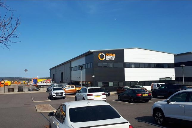 Thumbnail Warehouse to let in Unit 5B, International Avenue Abz Business Park, Dyce, Aberdeen
