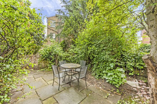 Garden of Stratford Villas, Camden, London NW1