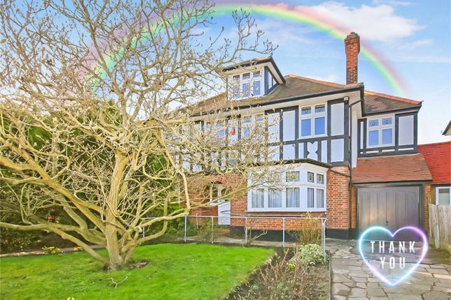 Thumbnail Detached house for sale in Northwick Circle, Kenton, Middlesex