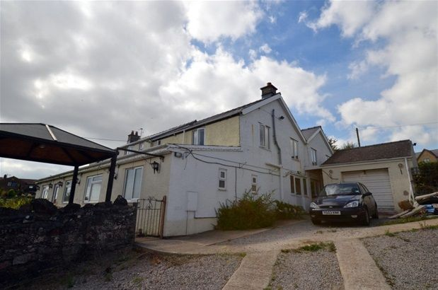 Thumbnail Commercial property for sale in Clements End, Coleford
