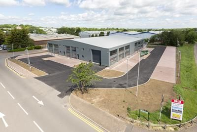 Thumbnail Retail premises to let in Welland Business Park, Unit M2, Valley Way, Rockingham Road, Market Harborough, Leicestershire