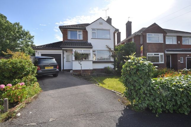 Thumbnail Detached house to rent in Dee Park Close, Heswall, Wirral