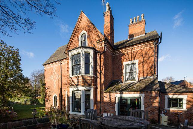 Thumbnail Semi-detached house for sale in Lenton Road, Nottingham