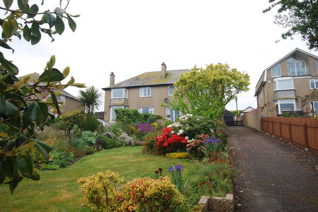 Thumbnail Semi-detached house for sale in Donnington Road, Penzance
