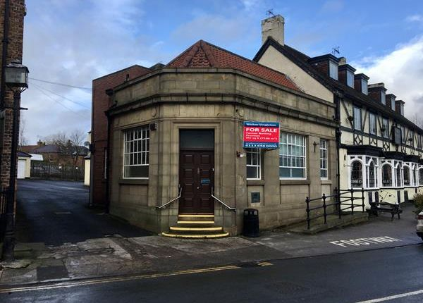 Thumbnail Retail premises for sale in Former Barclays Bank, Bridge Street, Boroughbridge, North Yorkshire