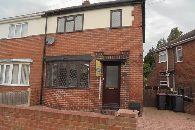 Thumbnail Semi-detached house to rent in Highmill Avenue, Swinton, Mexborough