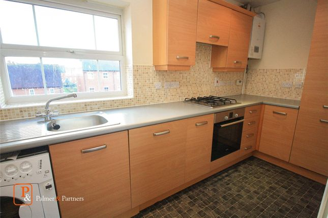 Kitchen of Chariot Drive, Colchester, Essex CO2