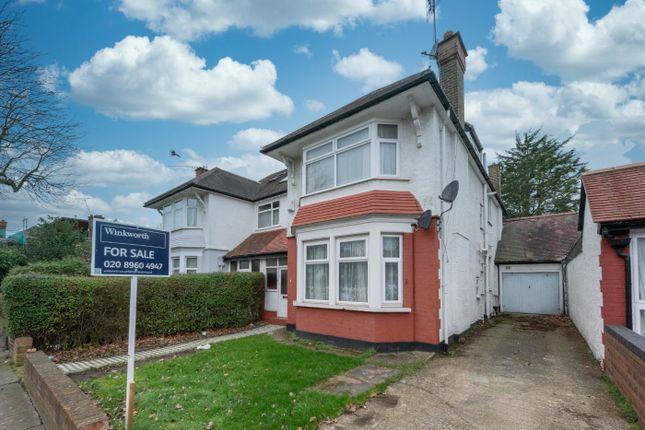 Thumbnail Semi-detached house for sale in Blackstone Road, London