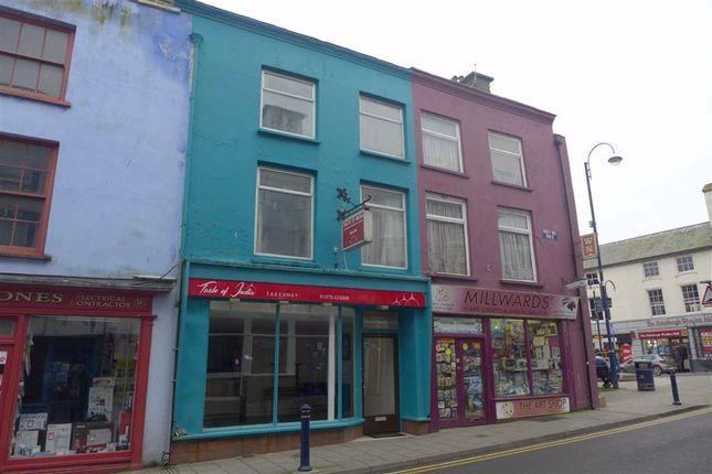 Pier Street, Aberystwyth, Dyfed SY23