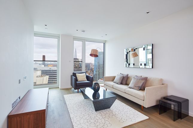 Thumbnail Flat to rent in South Bank, River Thames, 55 Upper Ground, London Waterloo
