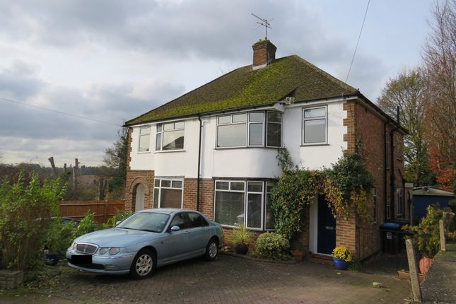 Thumbnail Semi-detached house for sale in Dell Field Close, Berkhamsted