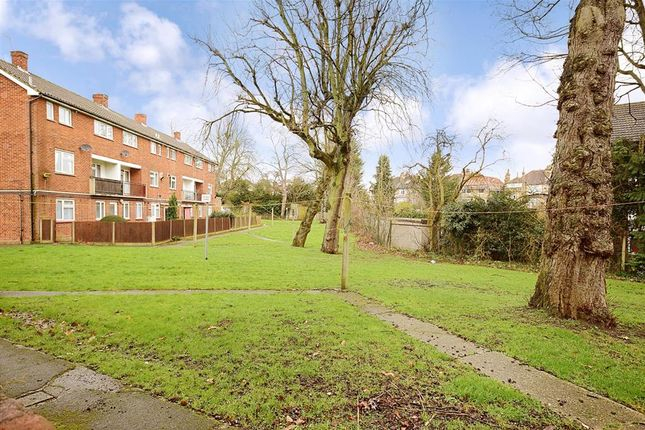 Communal Gardens of Croft Lodge Close, Woodford Green, Essex IG8