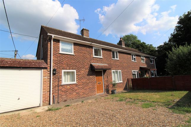 3 bed semi-detached house to rent in Shute Avenue, Watchfield SN6