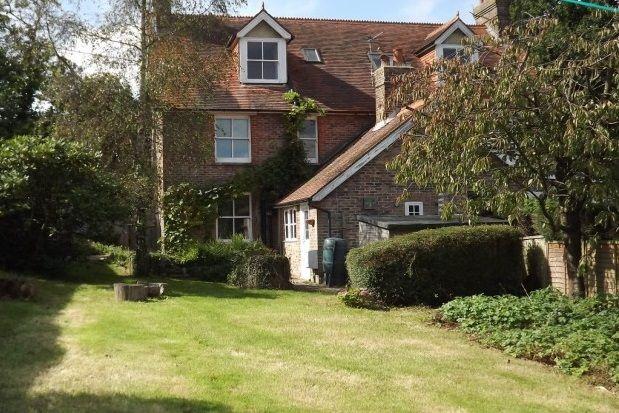 Thumbnail Semi-detached house to rent in Westdown Lane, Burwash Common, Etchingham