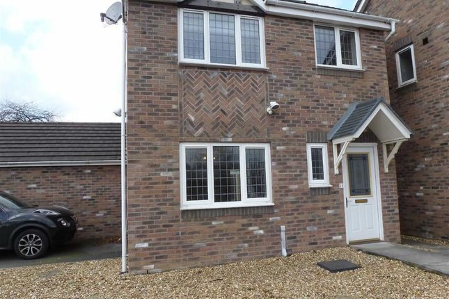 Thumbnail Detached house to rent in Lon Yr Ysgol, Bedwas, Caerphilly