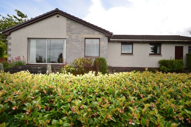 Bungalow for sale in Burn Brae Terrace, Westhill, Inverness