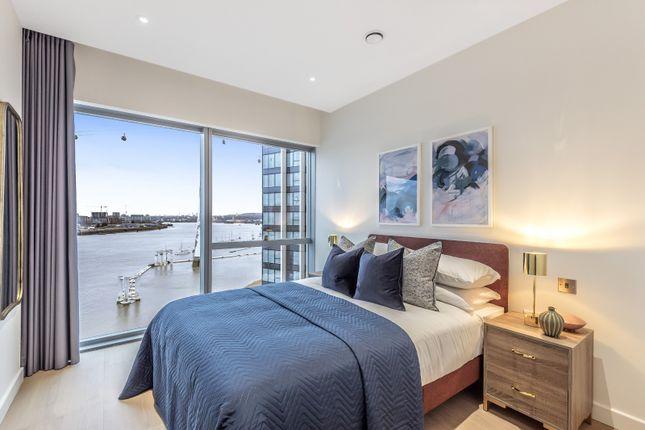 Bedroom of Upper Riverside, Cutter Lane, Greenwich Peninsula SE10