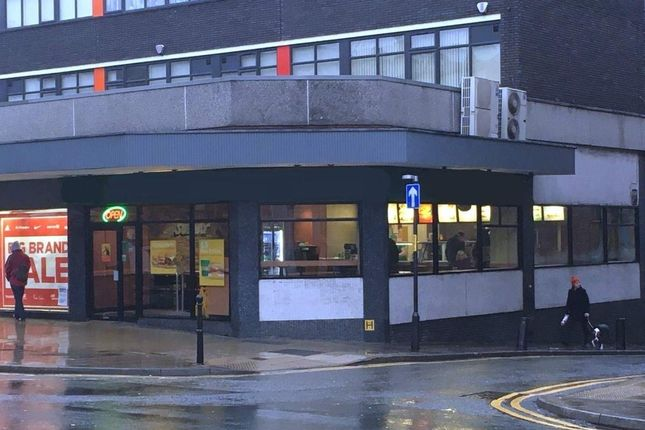 Thumbnail Retail premises for sale in Westgate, Wakefield