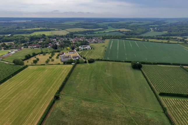 Thumbnail Land for sale in Painters Forstal, Faversham