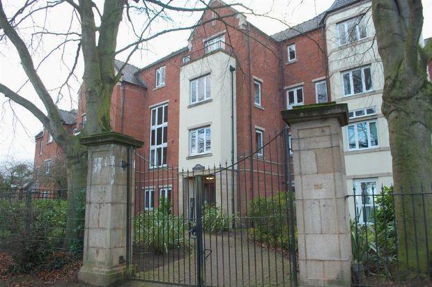 Thumbnail Flat for sale in Lalgates Court, 119 Harlestone Road, Northampton