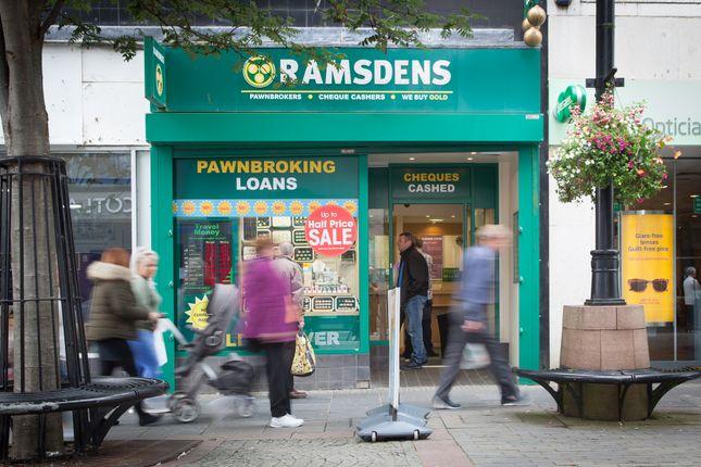 Thumbnail Retail premises for sale in King Street, Kilmarnock