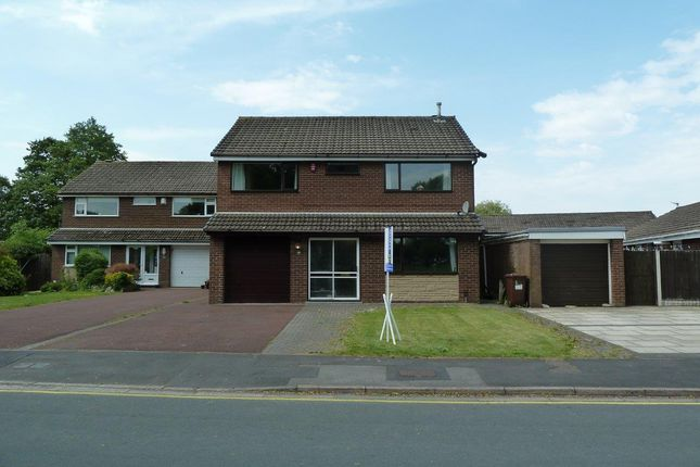 Thumbnail Detached house to rent in Crabtree Avenue, Penwortham, Preston