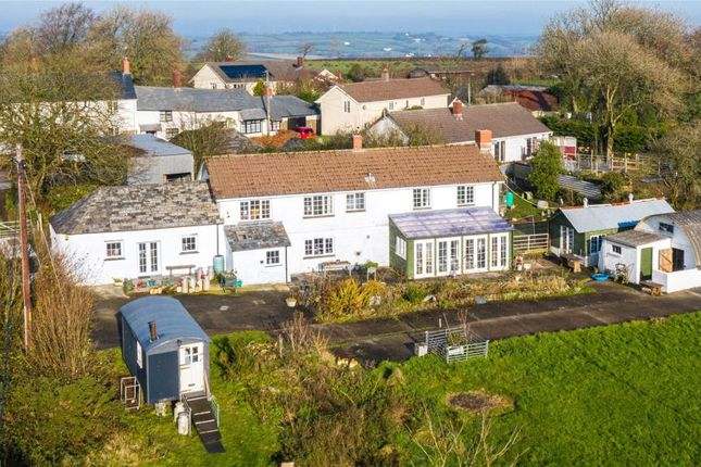 Thumbnail Detached house for sale in South Wonford, Thornbury, Holsworthy, Devon