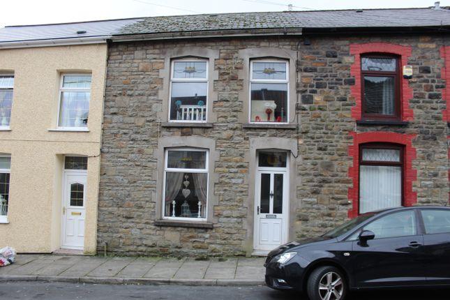 Thumbnail Terraced house for sale in Jones Street, Blaen Clydach