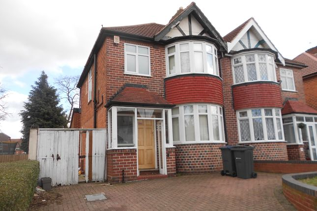 3 bed semi-detached house to rent in Leominster Road, Birmingham