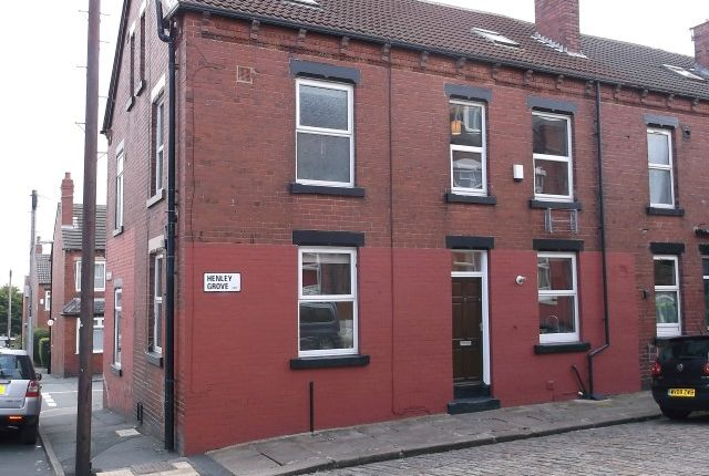 Thumbnail End terrace house to rent in Henley Grove, Bramley, Leeds