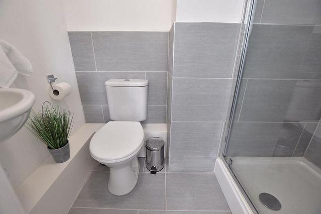 Shower Room of Bass Street, Derby DE22