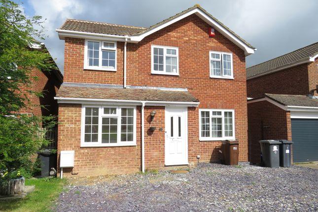 Thumbnail Detached house for sale in Howlett Drive, Hailsham