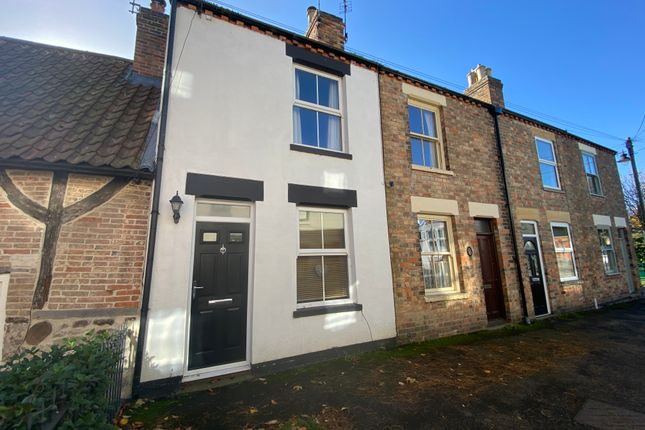 2 bed terraced house to rent in Church Lane, Quorn LE12