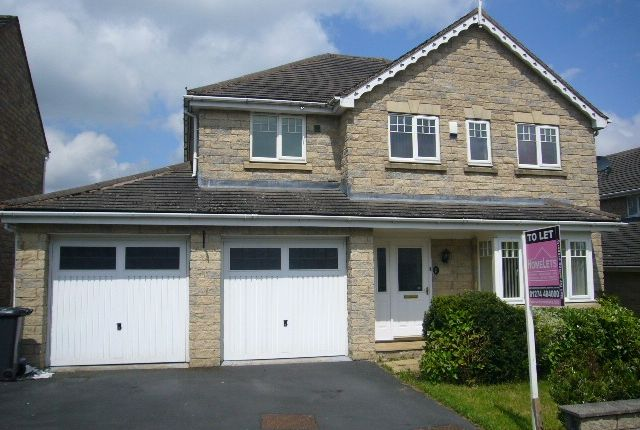 Thumbnail Detached house to rent in Blackberry Way, Clayton, Bradford