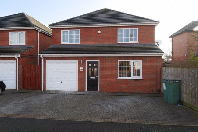 Thumbnail Detached house to rent in Glen Park Avenue, Glenfield, Leicester