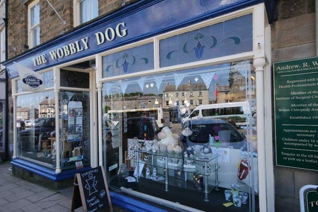 Thumbnail Retail premises to let in Leyburn, North Yorkshire