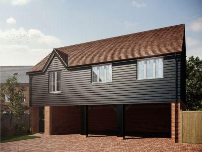 Thumbnail Property for sale in St Marys At Kingsfield, Bromham Road, Biddenham