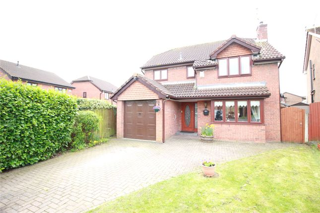 Thumbnail Detached house for sale in Lingfield Close, Liverpool, Merseyside
