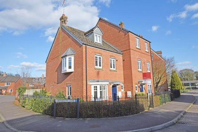 Thumbnail Semi-detached house for sale in Connaught Way, Alton