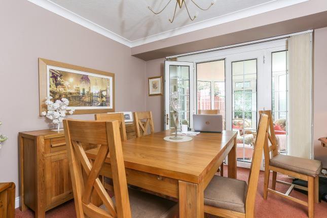 Dining Room of Woodlands Avenue, Water Orton, Birmingham, Warwickshire B46