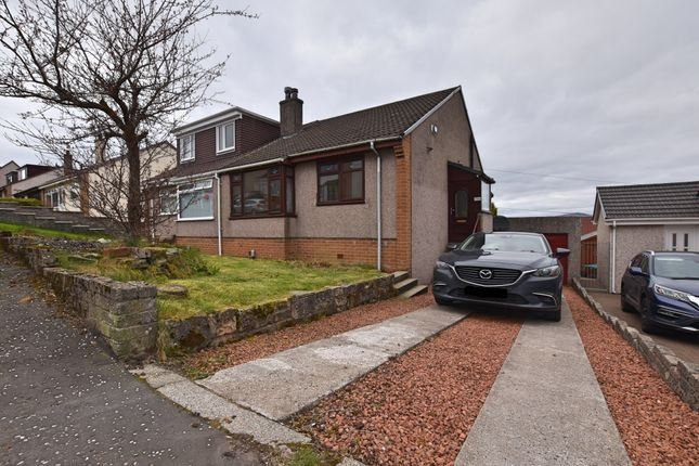 Thumbnail Semi-detached bungalow for sale in Oxford Avenue, Gourock