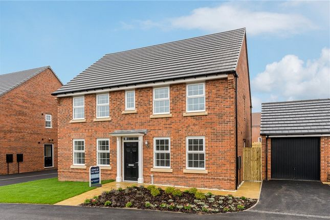 Thumbnail Detached house for sale in Maple Close, Knaresborough, North Yorkshire