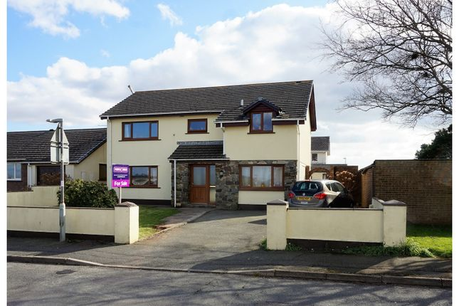 Thumbnail Detached house for sale in Essex Road, Pembroke Dock