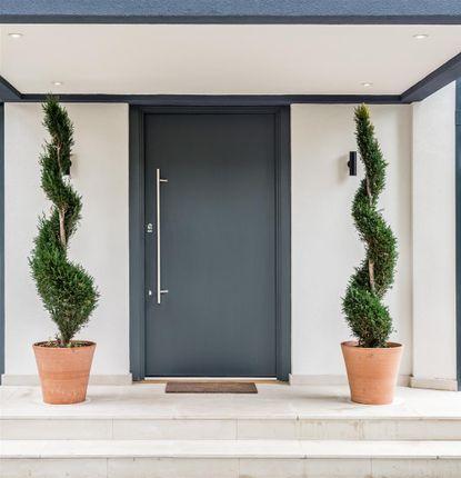 Thumbnail Semi-detached house for sale in Heath Road, Weybridge