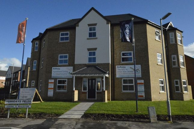 2 bed flat for sale in The Pastures, Park Lane, Woodside, Telford